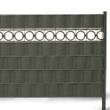 PVC Design Streifen als Ergänzung von M-tec Profi line Streifen