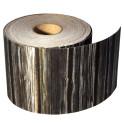 Polyester Sichtschutz Motiv Holzbohle - 26 lfm Rolle