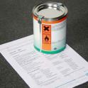 Kleber PVC - Sichtschutzstreifen Dose - mit Beschreibung