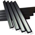 Zaunblendenstreifen Inklusive M-tec technology Klemmschienen zur Befestigung M-tec print® bedruckte Sandstein