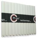 PVC-Klemmen-weiß-50 Stk.-18,5 cm