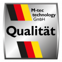 M-tec technology Qualität Made in Germany  - Hart - PVC