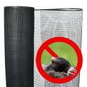 Maulwurfgitter  - Schutz vor Maulwurfschäden