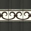 PVC Design Druck Zaunblenden Motiv Prag