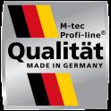 Qualität von Sichtschutzstreifen M-tec Profi-line ®