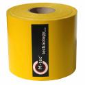 M-tec Profi -line ® Sichtschutz Streifen gelb H=19cm L=65m