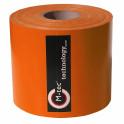 PVC Sichtschutzstreifen | Rolle in orange H=19cm L=65m