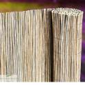 Robinien Sichtschutzmatte - Natursichtschutz