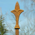 Rosenstab - Rankgerüst Typ Rosarian Detail Tulpe