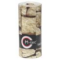 M-tec print bedruckt Sichtschutzstreifen Sandstein Toscana 3er